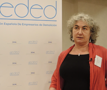 Entrevista a Dª Helena Granados, del CSCAE